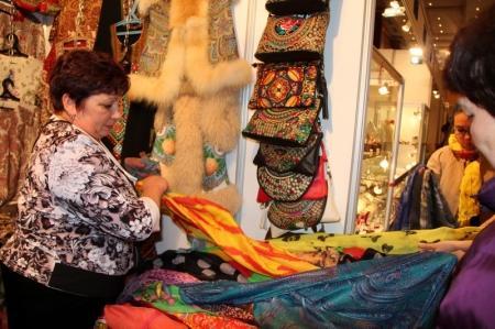 В Актау открылась выставка-ярмарка «Осенний подарок»