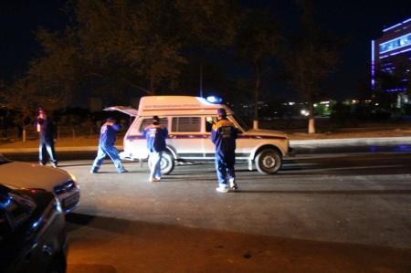 В Актау в 4 микрорайоне произошел пожар, из-за которого были подняты по тревоге все службы быстрого реагирования