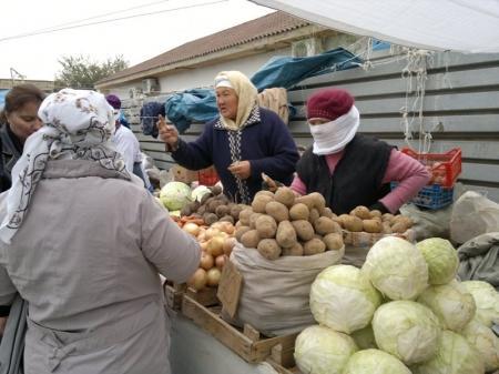 В стабилизационном фонде Мангистауской области нет денег на закуп продовольствия
