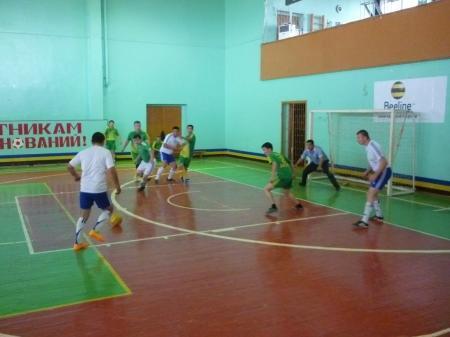 В Актау прошли соревнования по мини-футболу  среди подразделений  ДЧС Мангистауской  области