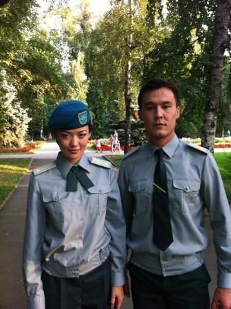 В Актау пройдут съемки многосерийного фильма «Честь офицера»
