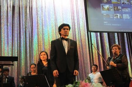 В Актау состоялось открытие седьмого сезона симфонического оркестра