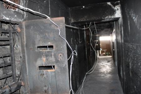 Погорельцы 7 дома 4 микрорайона недовольны качеством ремонта в их квартирах
