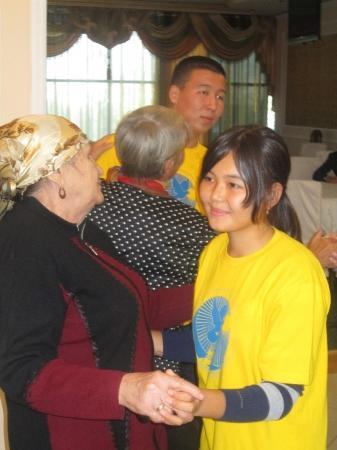 В Актау прошла благотворительная акция «Спасибо за будущее»