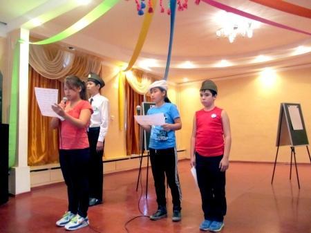 В Актау прошел слет юных спасателей