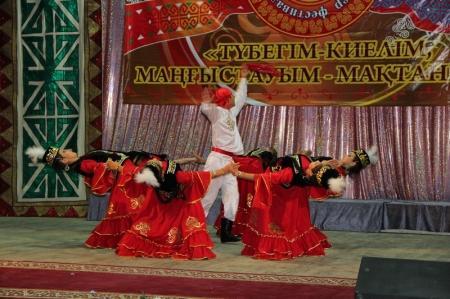 Таланты из районов Мангистауской области приняли участие в  VIII-ом областном фестивале искусств «Маңғыстау жұлдыздары»