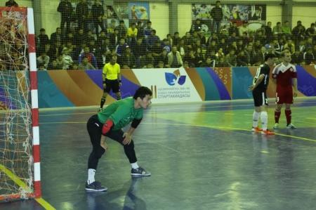 Рудненские футболисты обыграли «ОзенМунайГаз» на Кубке РК в Жанаозене