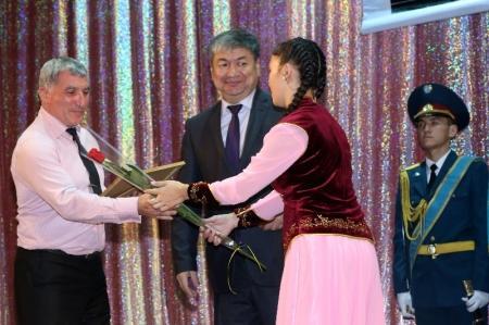Мангистауских спасателей поздравили с профессиональным праздником