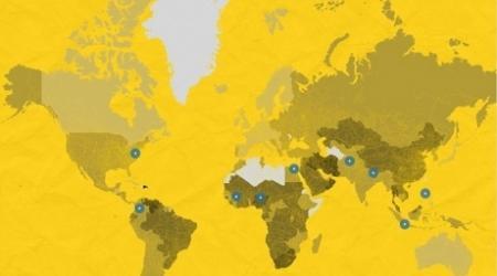 Казахстанские дороги названы в числе самых опасных в мире