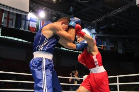Мангистауские боксеры вышли в ¼  финала чемпионата мира в Алматы
