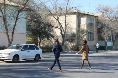 В Актау ПДД чаще всего нарушают пешеходы в возрасте от 25 до 45 лет