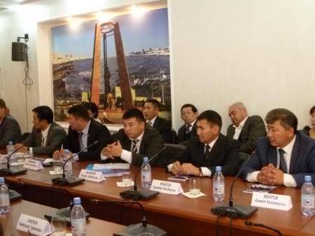 В Актау появился новый общественный орган по вопросам регионального развития