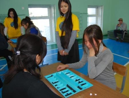 В Актау прошли молодежные соревнования по настольному теннису и игре тогыз-кумалак