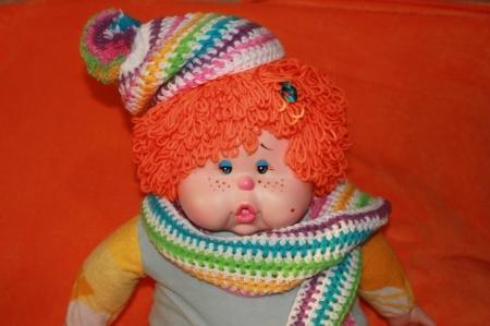 Вязаная шапка – это модный аксессуар