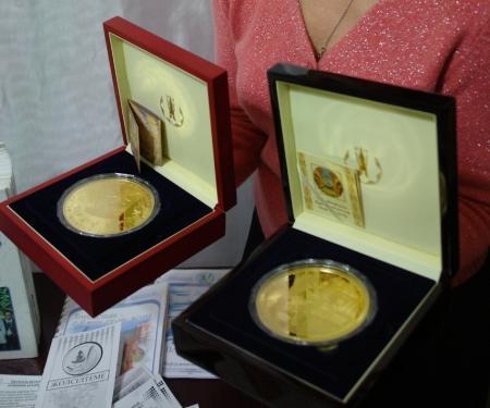 В Актау пройдет выставка монет