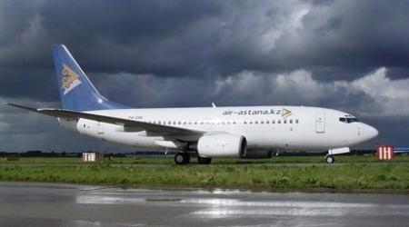 """Задержанный на двое суток рейс """"Эйр Астаны"""" из Малайзии вылетел в Алматы"""