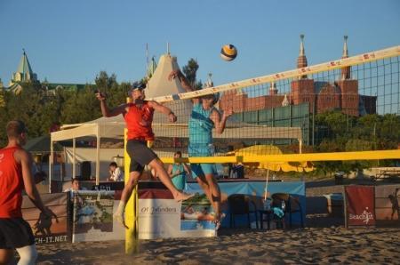 Актауские волейболисты заняли первое место среди команд смешанного состава в Анталии