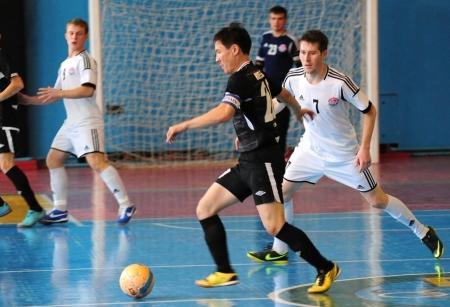 В чемпионате РК по футзалу жанаозенский «ОзенМунайГаз» сыграл вничью с рудненским «Аятом»