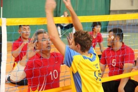 Мангистауские спортсмены-инвалиды завоевали бронзовую медаль по волейболу на Азиатских паралимпийских играх в Малайзии