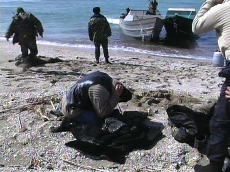 В Мангистау сотрудник водно-спасательной службы занимался незаконной ловлей рыб осетровых пород