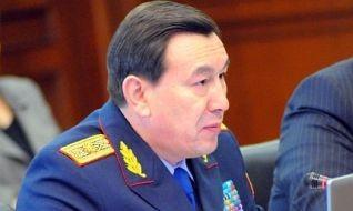 Министра Касымова удостоили криминальной премии «Братан»