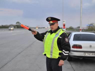 Штраф за вождение в нетрезвом виде составит 500 МРП - МВД