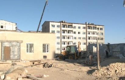 В Актау строительство домов по программе «Доступное жилье» приостановлено