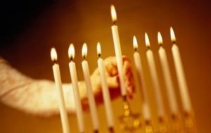 В Актау сегодня будут отмечать праздник свечей Ханука