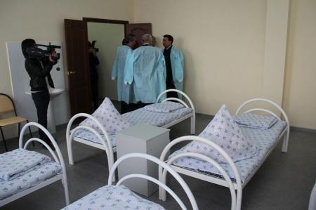 В новой поликлинике села Мангистау будут трудиться 51 специалист