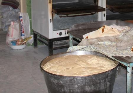 Более года в селе Атамекен работала подпольная хлебопекарня