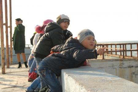 Детская экскурсия по Актау