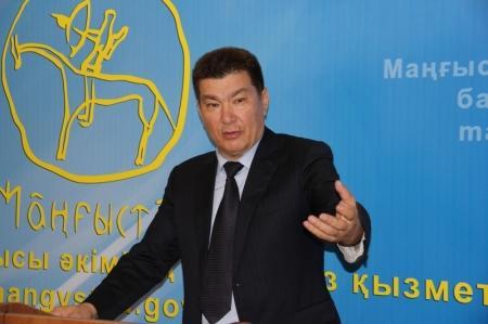 Утегалиев Бакытжан: В городе Актау проблем c водой нет
