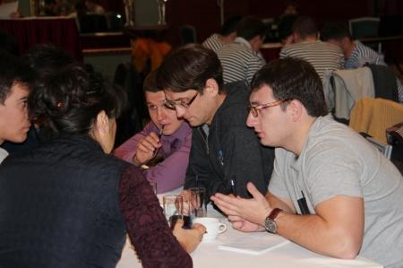 В Актау стартовал международный фестиваль «ЧТО? ГДЕ? КОГДА?»