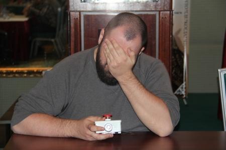 В Актау знатоки сыграли в игру «Хамса»