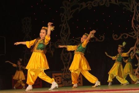 Дворец культуры имени Абая отметил 39-летие