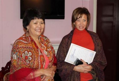 В Актау прошел семинар для женщин-начинающих предпринимателей