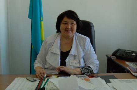 Главный врач актауской поликлиники № 1 рассказал о проблеме очередей в поликлинике