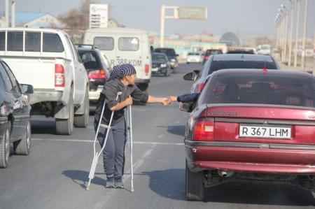 Дорожное нищенство - опасный бизнес!