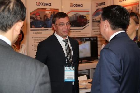 Алик Айдарбаев: За девять месяцев 2013 года объем добычи сырой нефти в Мангистау составил 13,4 миллиона тонн