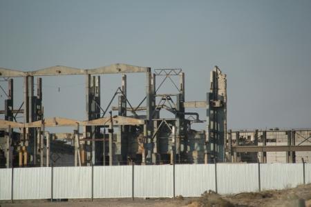 Куда идут строиматериалы с уранового завода в Актау?