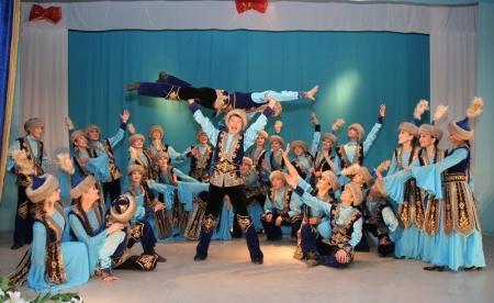 В Актау приедет астанинский театр танца «Наз»
