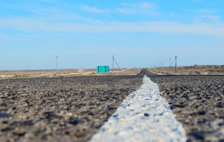 Комиссия Минтранскома отметила, что дорога Актау — Форт-Шевченко отремонтирована некачественно