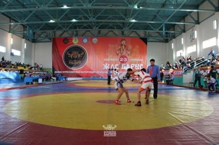 Мангистауский палуан занял третье место на международном турнире «Жас Барыс» в Кызылорде