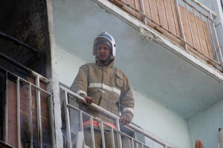 Пожар в общежитии «МАЭК-Казатомпром» ликвидирован службой пожаротушения Актау