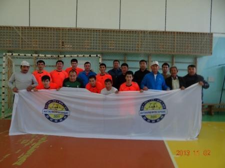 Мангистауские нефтяники возвратились с победой с республиканского турнира по мини-футболу