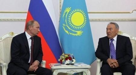 Договор о добрососедстве и союзничестве в XXI веке подписали Назарбаев и Путин