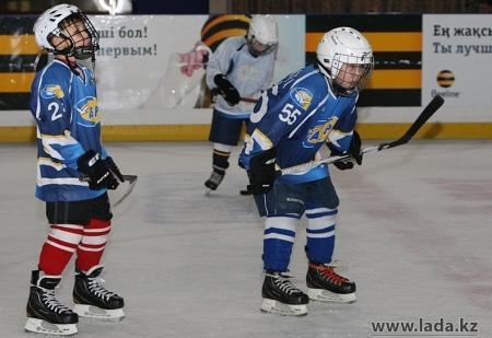 В Мангистауской области появится ассоциация хоккея