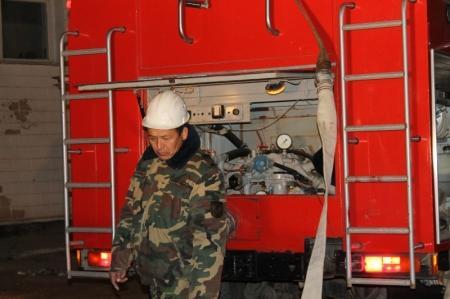 В Мангистау за неделю произошло шесть пожаров