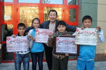 Мангистауские каратисты завоевали 21 медаль на соревнованиях в Алматы