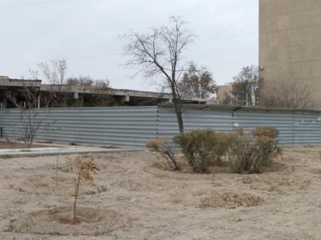 Торговый центр ПАРУС подвергнут реконструкции